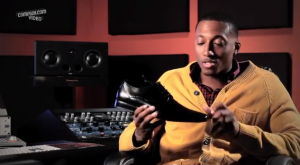 Lecrae with Stacy Adams Shoes