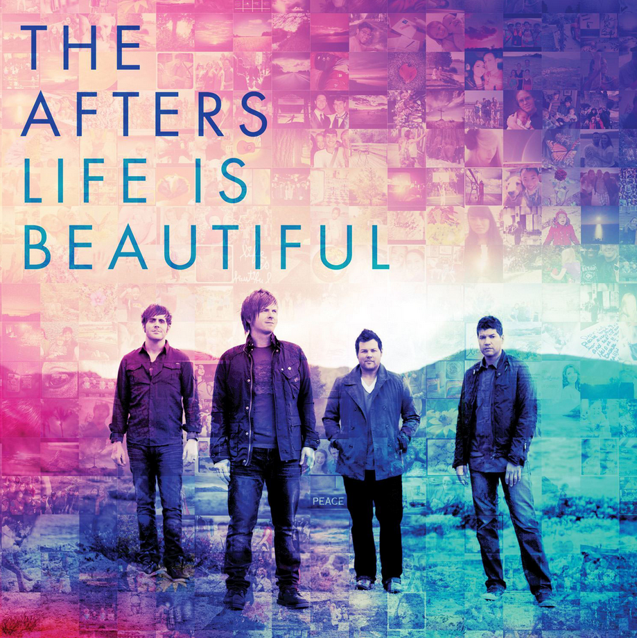 chart topping band the afters declare life is beautiful with release of fourth studio album on. Black Bedroom Furniture Sets. Home Design Ideas