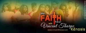 Vincent Tharpe Tour