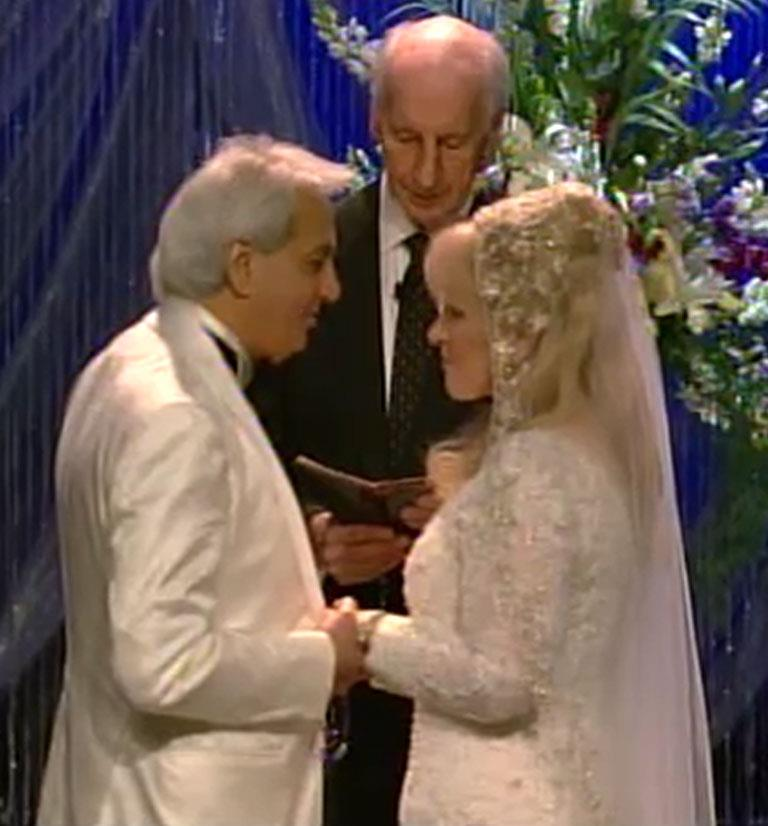 It S Official Televangelist Benny Hinn Re Marries Wife