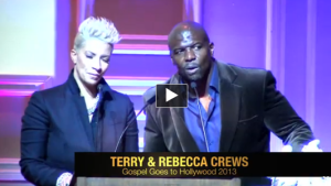 """Actor Terry Crews Explains """"How He Does Everything Unto the Lord"""" in Hollywood"""