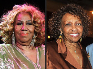 Aretha Franklin & Cissy Houston