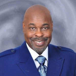 Pastor Gregg Patrick