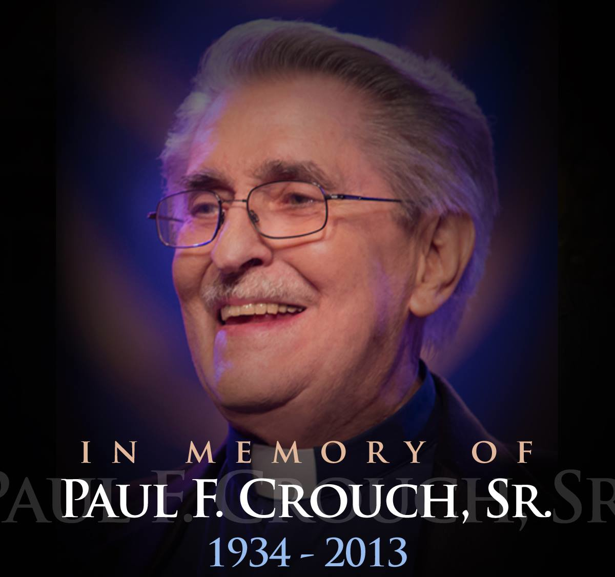 TBN Paul Crouch Funeral