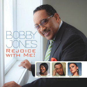 Bobby Jones - CD Cover
