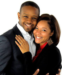 Urban Gospel Artist George Moss Announces His Engagement Just In Time for Valentine's Day
