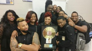 """Tamela Mann's Single """"Take Me to The King"""" Certified Gold with 500,000 Sold"""