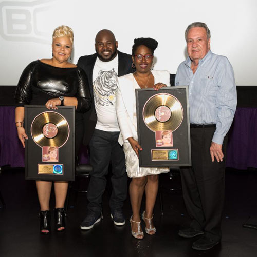 Tamela Mann's 'Best Days' Album Certified Gold with 500,000+ Copies Sold
