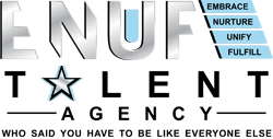 Enuf_Talent_Agency_logo