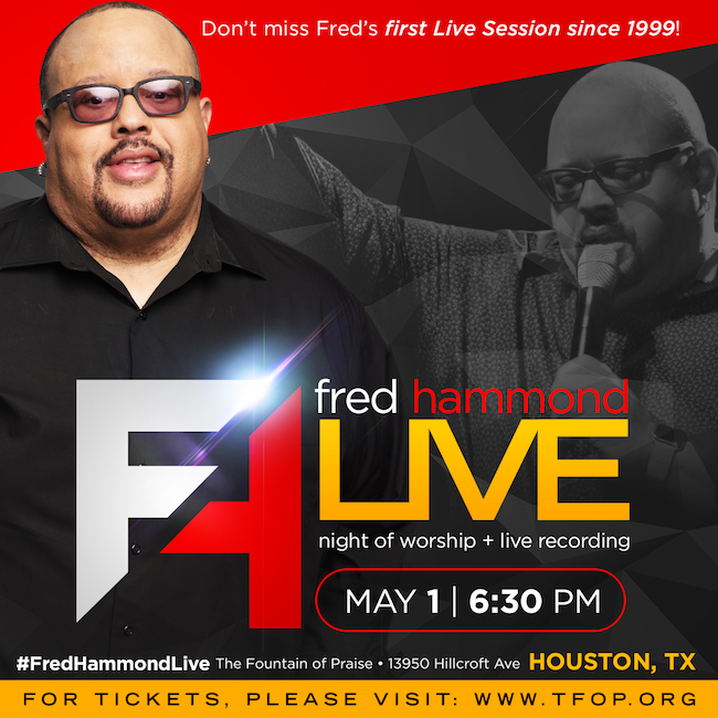 FredHammond LiveRecording TFOP