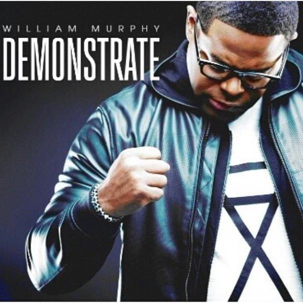 William Murphy-Demonstrate-Album cover