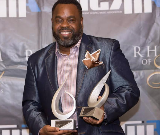 ROBERT E. PERSON Wins Three 2016 Rhythm Of Gospel Awards