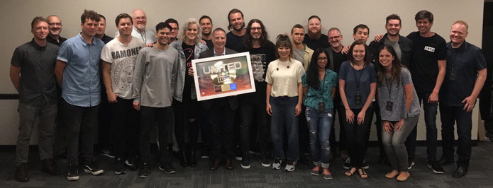 Hillsong UNITED's Zion Recognized With RIAA Gold Certification