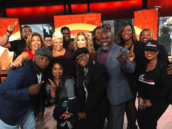 Watch TAMELA MANN Perform on The Today Show
