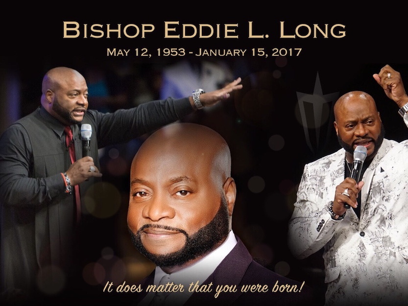 Funeral Times for Bishop Eddie Long Announced, TD Jakes Comments
