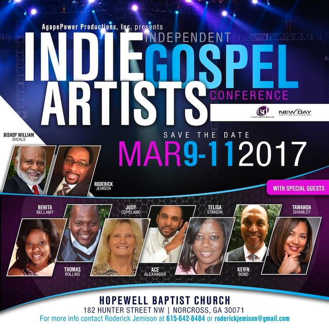 Indie-Gospel-Artist-Conference