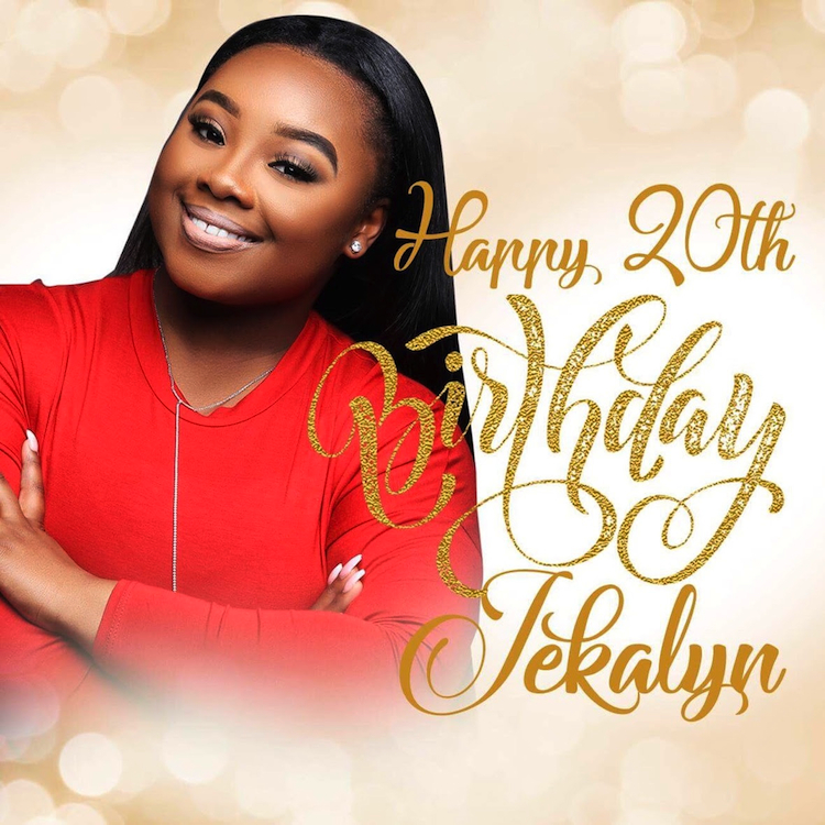 Guess what gospel star is not a teen anymore? Happy Birthday JEKALYN CARR!