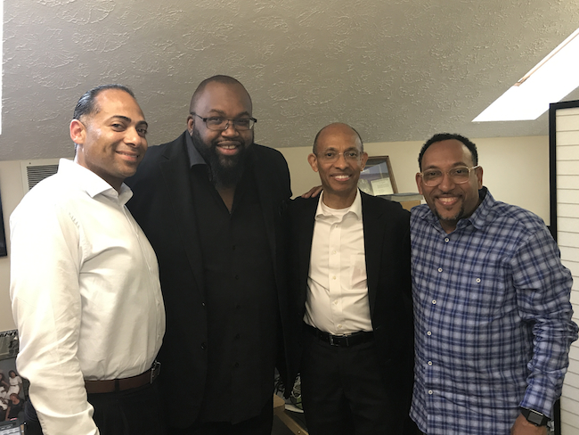 Bishop Cortez Vaughn Signs with Tyscot