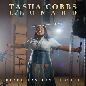 TASHA COBBS LEONARD BRINGS IN THE HIGHEST-SELLING GOSPEL ALBUM DEBUT OF THE YEAR