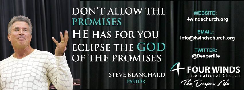"""Pastor Steve Blanchard """"The Defeat of Satan: How to Kick the Hell Out of Jezebel"""""""