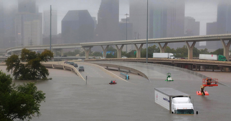 PATH Publisher Kris Patrick Gives First Hand Account of Houston Flooding