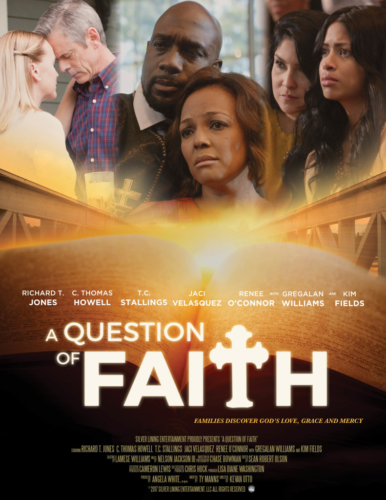 """Movie Review of """"A Question of Faith"""" In Theaters September 29"""