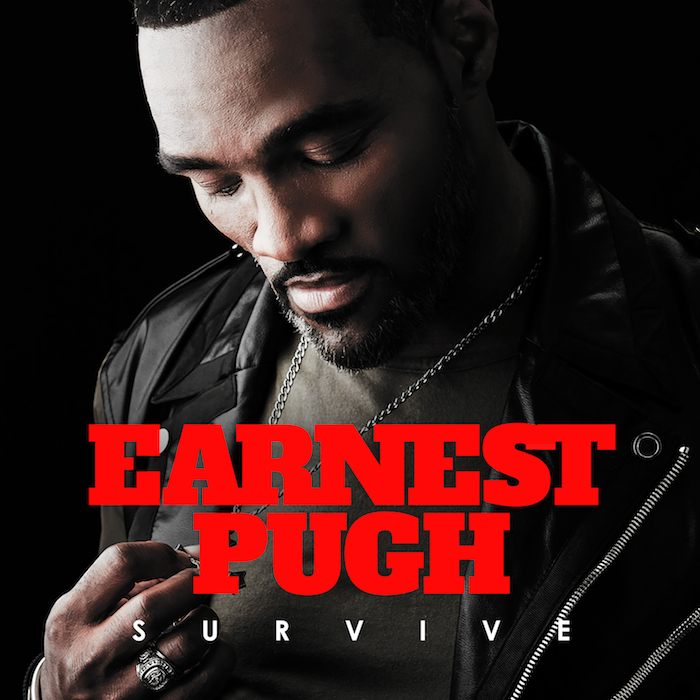 Earnest Pugh_Survive_Album Cover