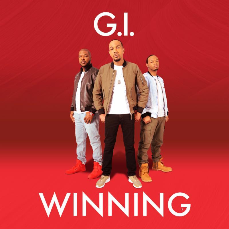 """Chart-Topping Gospel Trio G.I. Releases Album """"Winning"""""""