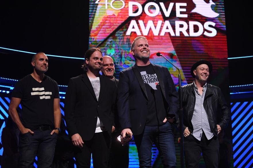 2017 DOVE AWARDS Announce Winners! [FULL LIST]