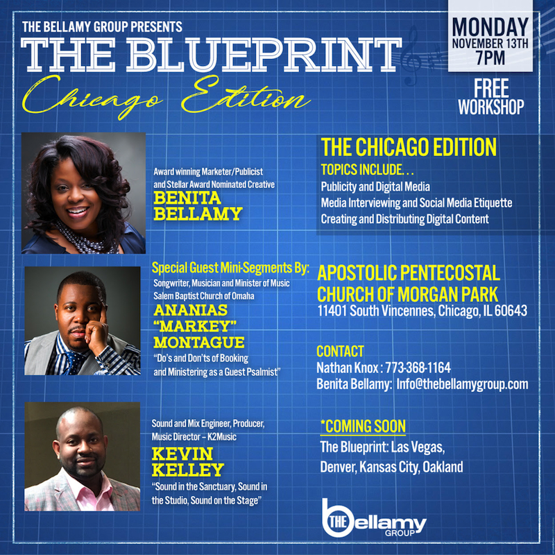 The bellamy group presents the blueprint a free music business sought after public relations director benita bellamy announced the blueprint malvernweather Images