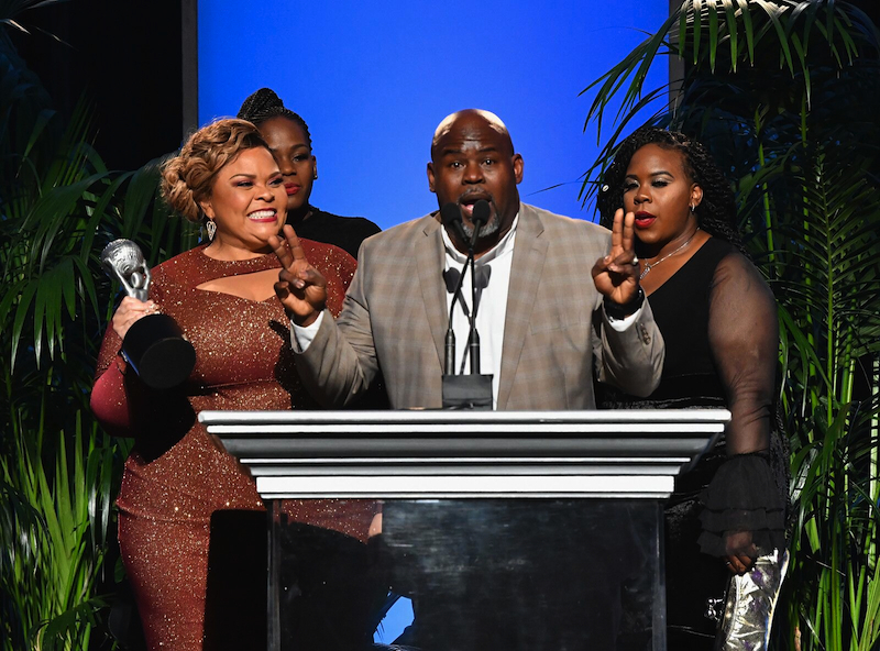 2018 NAACP Image Awards Announce Early Winners, The Mann's Win! [FULL LIST]