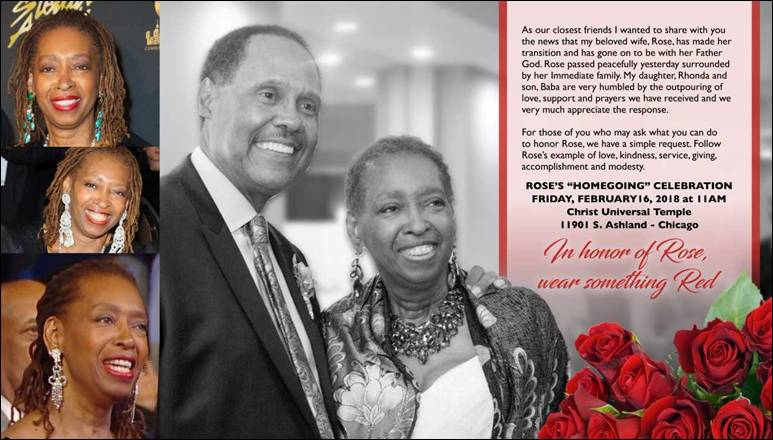Stellar Awards Founder Don Jackson Releases Statement on Passing of Wife, ROSE