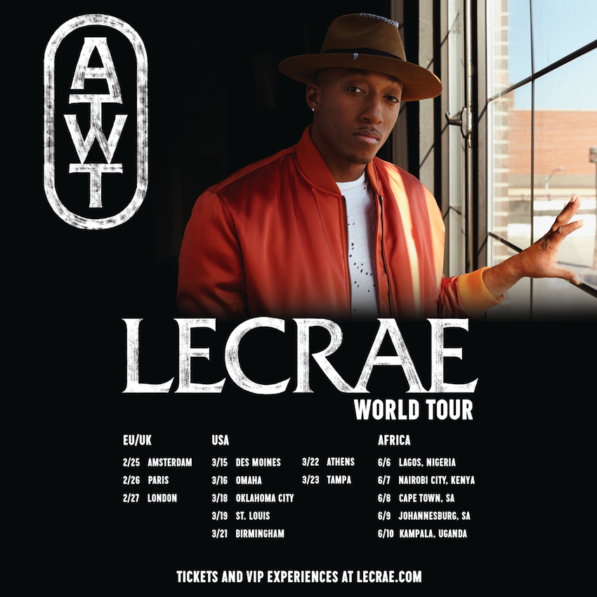 Lecrae Tour Dates
