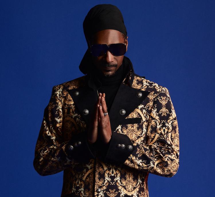 Watch Snoop Dogg on the Jimmy Kimmel Show Promoting His Gospel Album!