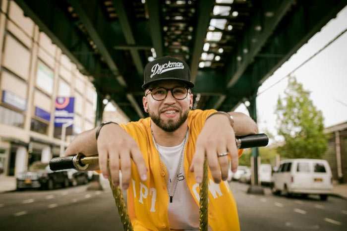 """Andy Mineo's Single """"You Can't Stop Me"""" Certified Gold with 500,000 Units Sold"""