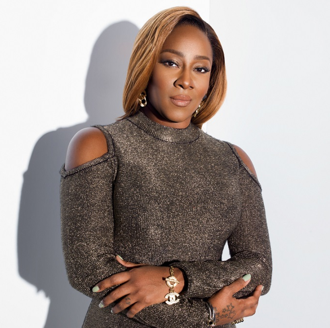 """Le'Andria Johnson Apologizes for Saying """"F the Church!"""""""