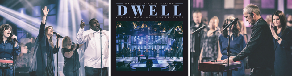 David & Nicole Binion Invite Listeners To Dwell In God's Presence With New LIVE Album