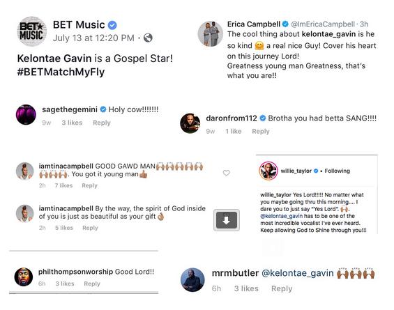 "Billboard's 'Next Big Sound' Artist Kelontae Gavin Releases Digital Concert Video ""The Higher Experience"""