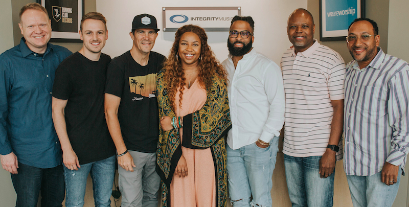 Tyscot to Collab with Integrity Music For Global Release Of Worship Projects