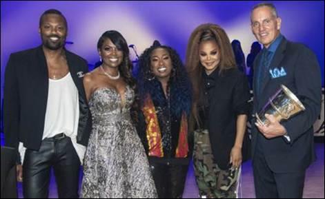Tamela Mann Gives Special Tribute Honoring Janet Jackson at BMI R&B/Hip-Hop Awards