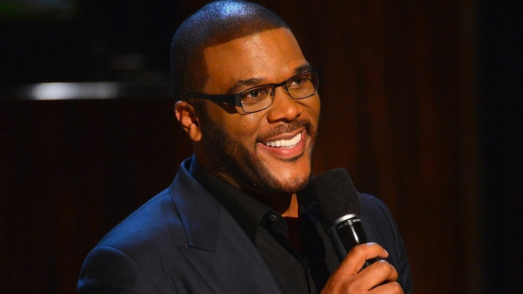 Tyler Perry Buys House for Mother of Pace Sisters!