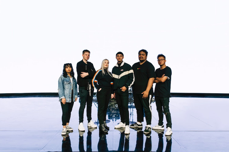 """PLANETSHAKERS' YOUTH BAND PLANETBOOM RELEASES """"RUN TO YOU"""" NOV. 9"""