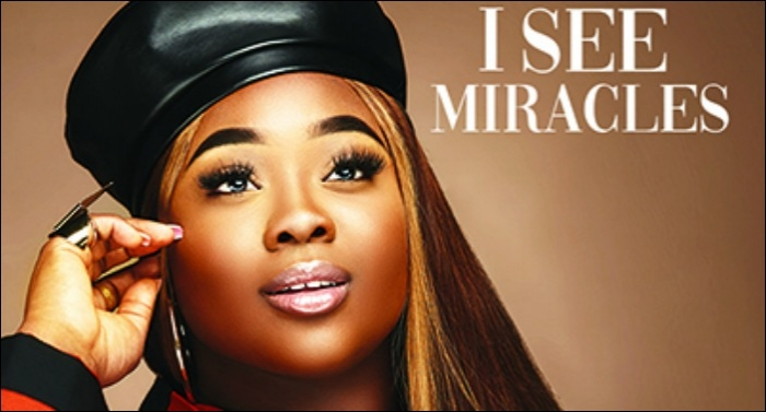 """JEKALYN CARR Releases First Concept Music Video for """"I SEE MIRACLES."""""""