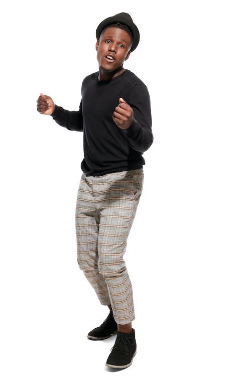 SUNDAY BEST FINALIST JAMAL ROBERTS ANNOUNCES NEW SINGLE